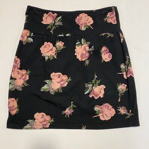 Talula Rose Stretch Mini Skirt